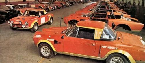 Fiat 124 Spider Abarth: ritorno ai Rally?