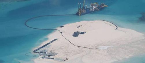 Pequim reclama por ilhas no Mar do Sul da China