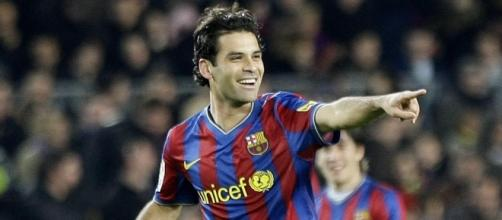 Rafa Márquez en el FC Barcelona