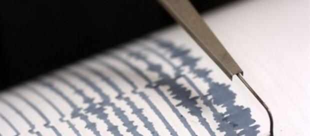 Il sismografo ha registrato 4.5 di magnitudo