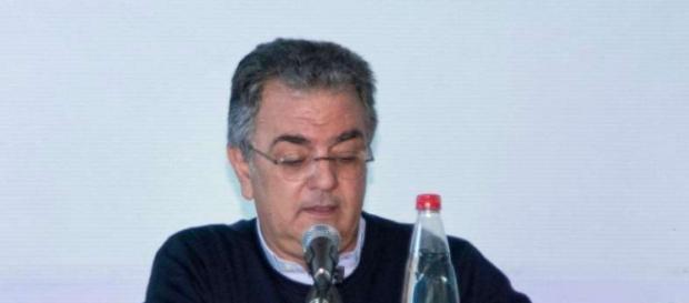 L'ex direttore della Caritas, Sergio Librizzi
