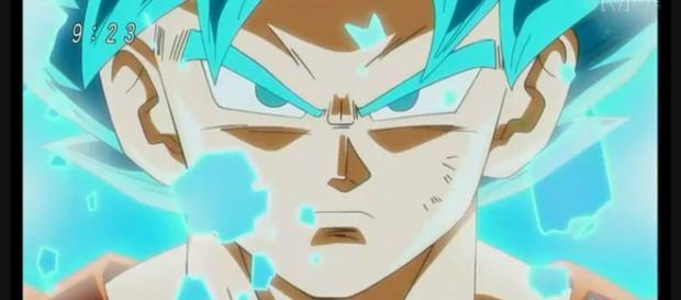 La transformacion epica de Goku