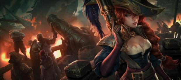 Miss Fortune, campeón de League of Legends