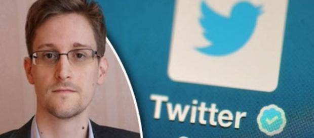 Snowden criou uma conta oficial no Twitter