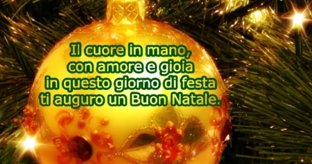 Frasi Di Natale Uniche.Buon Natale Frasi E Immagini Per Whatsapp Instagram E Facebook