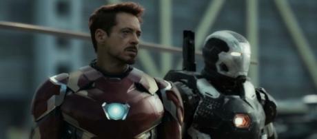 War Machine se llamaría War Hammer en 'Civil War'
