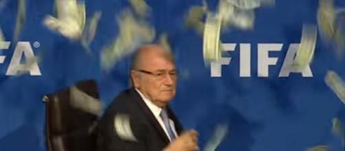Blatter, l'ex presidente della Fifa squalificato