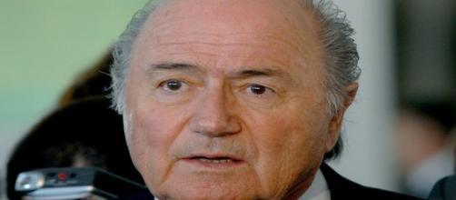 FIFA bans Blatter, FIFA president, for 8 years.