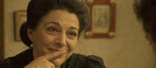 Il Segreto: Donna Francisca si sente sola