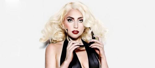 La cantante y actriz de 28 años, Lady Gaga.