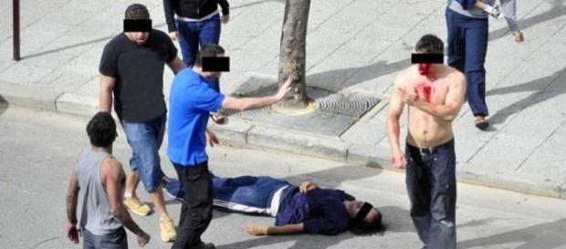 Dwaj Szwedzi ofiarami pobicia (fot. poglądowa)