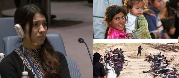 Femeia scăpată din iadul ISIS îşi spune povestea