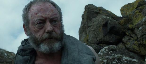 Liam Cunningham en 'Juego de Tronos'