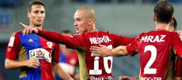 Martin Nespor jest najlepszym strzelcem Piasta