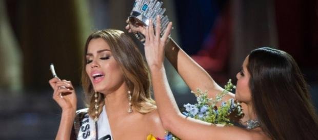 Miss Universo erra (Foto/Divulgação)