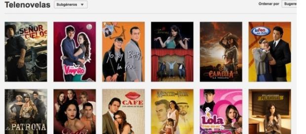 Netflix está apostando em tramas latinas