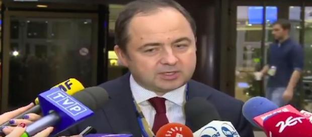Wiceminister MSZ o spotkaniu Szydło-Schulz