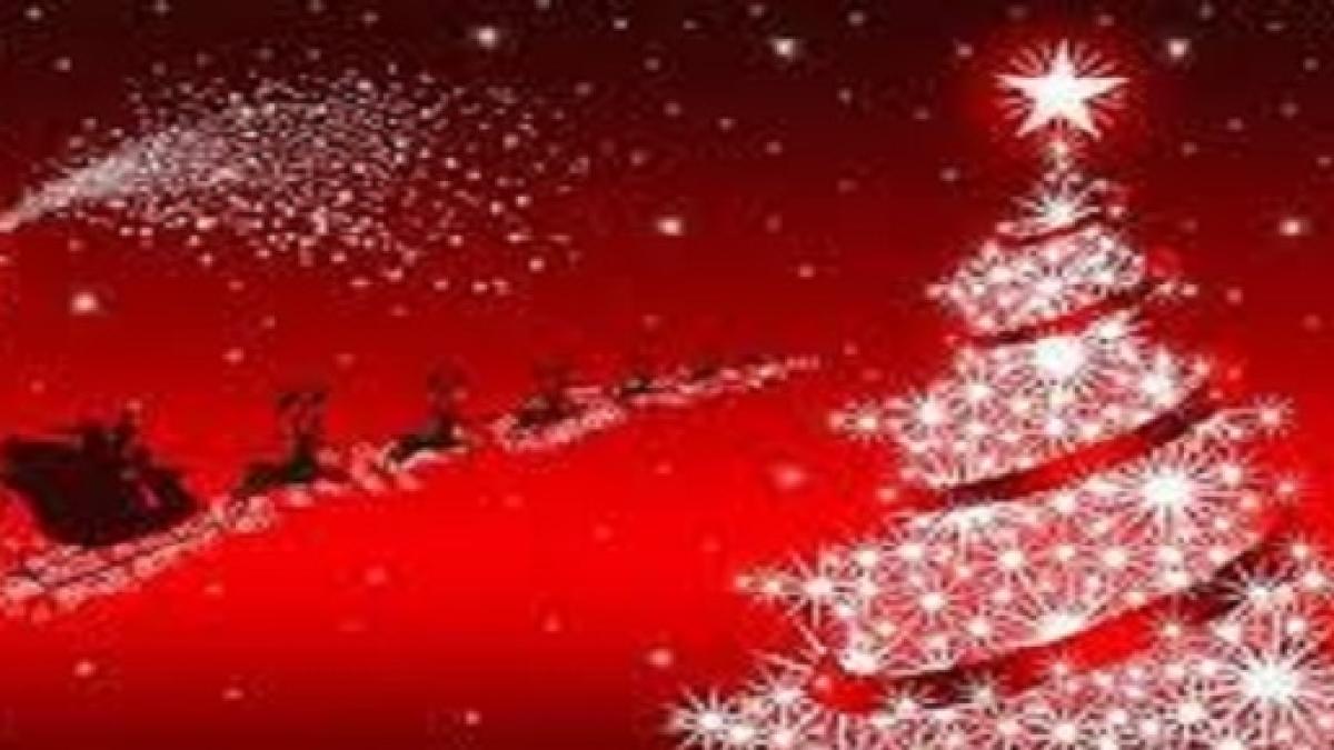 Albero Di Natale Whatsapp.Auguri Di Un Santo Natale Whatsapp Internet E Messaggi Di Testo
