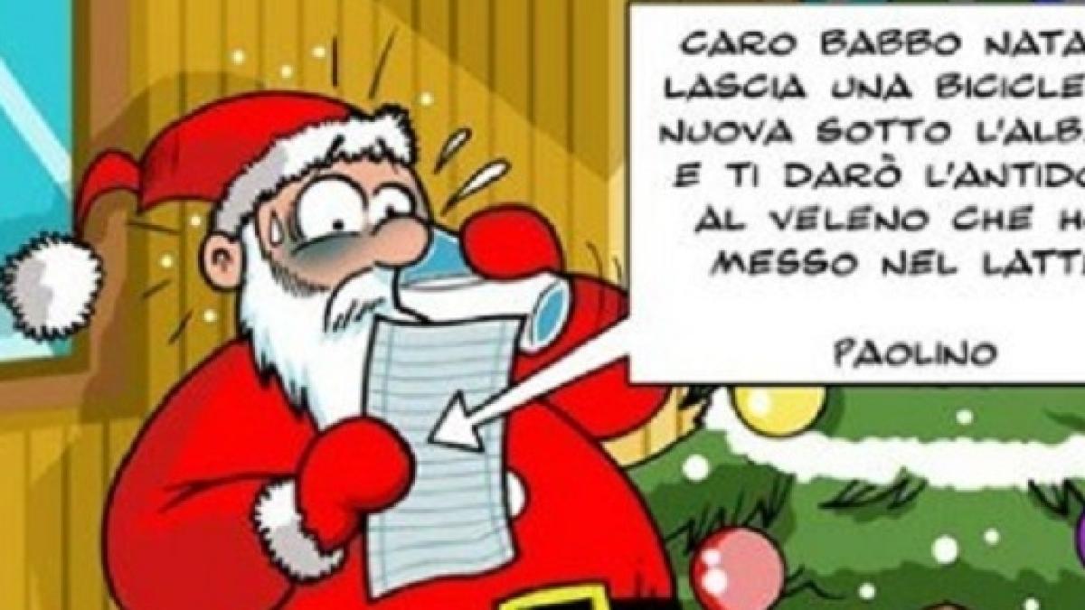Immagini Simpatiche Babbo Natale.Immagini Di Natale 2015 Divertenti E Animate Anche Per Bambini