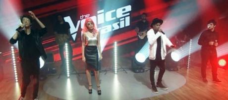 The Voice Brasil (reprodução/Globo)