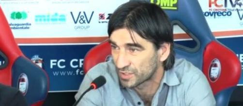 Ivan Juric allenatore croato del Crotone