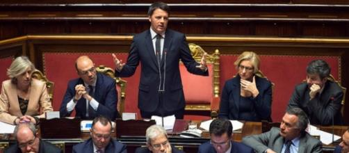 Stabilità 2016 Renzi, ok al Senato