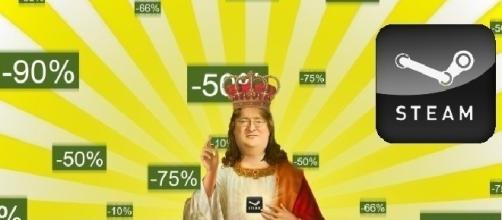 Steam preparó una serie de ofertas navideñas