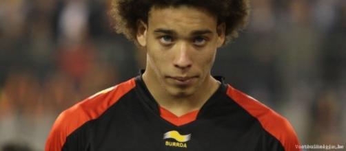 Witsel, centrocampista belga dello Zenit