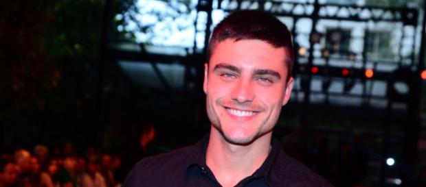 Guilherme Leicam viveu Gustavo em 'Alto Astral'