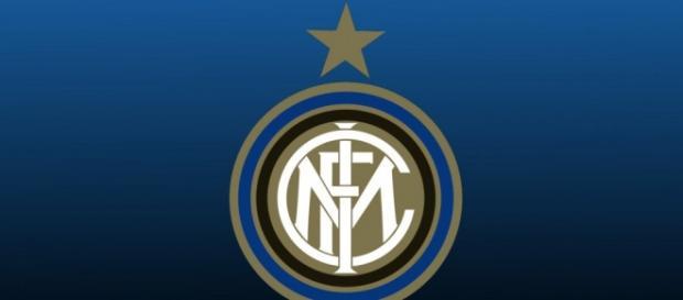 Il logo dell'Inter, prima in campionato
