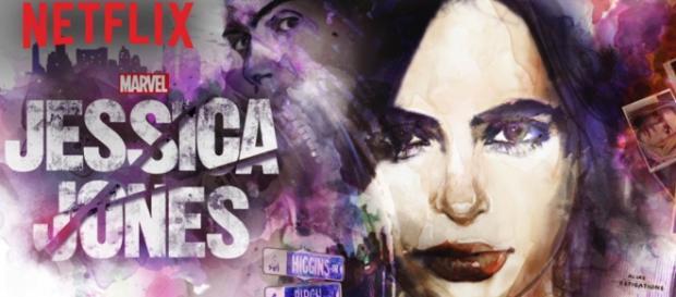 Série da Netflix/Marvel Jessica Jones