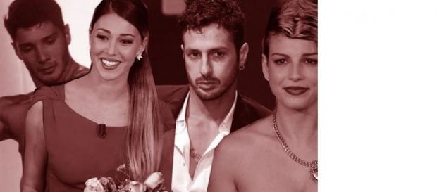 Stefano, Belen, Emma e Corona al centro del gossip