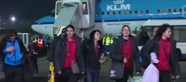 Tricolorele s-au întors acasă cu bronzul mondial