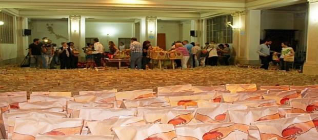 Varias ONG ayudan a la gente más necesitada