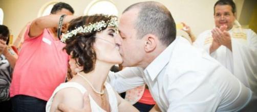 Casamento no hospital emociona uma cidade