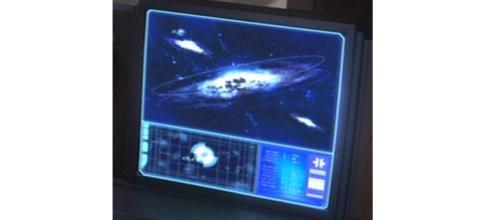 Imagen de La Galaxia en StarWars: Episodio II.