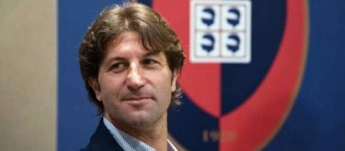 Massimo Rastelli attuale tecnico del Cagliari