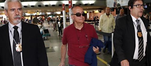 Nestor Cerveró deixa a prisão neste natal