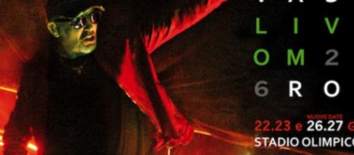 Vasco Rossi annuncia 4 date a Roma