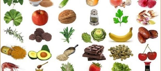 Afrodis acos naturales cosas que comemos casi a diario - Que alimentos son antioxidantes naturales ...