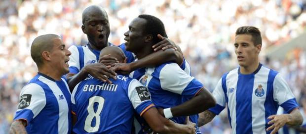 FC Porto tem um time com muitos jovens