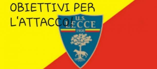 Il Lecce segue due attaccanti.
