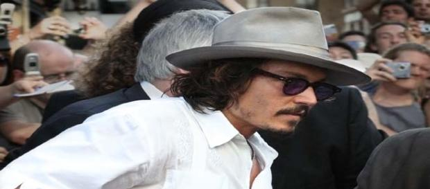 Depp is #1 overpaid actor in Hollywood./photo:wiki