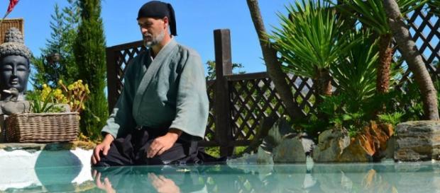 La Calma te alarga la vida Samurai Spain