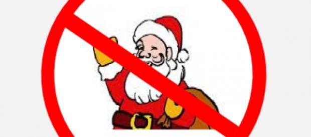 Moș Crăciun a primit interzis în această țară