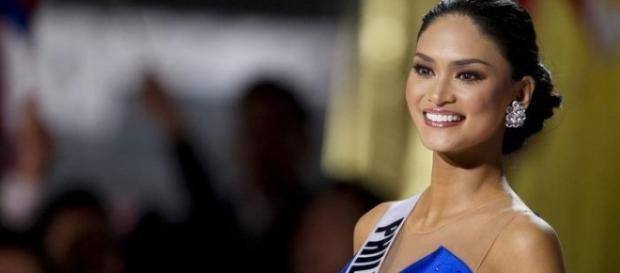 Pia Alonzo tirou a coroa da colombiana