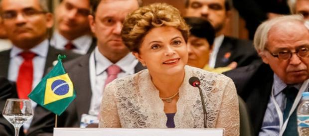 Presidente Dilma e a saúde do RJ(Foto:Reprodução)