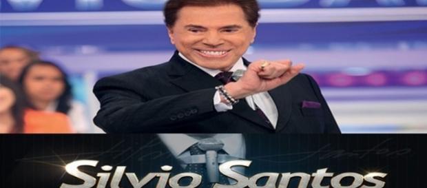 Silvio Santos com 85 anos de idade