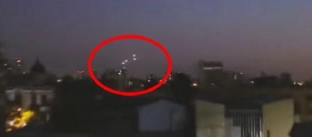 Ufo: intrigante filmato a Santiago del Cile