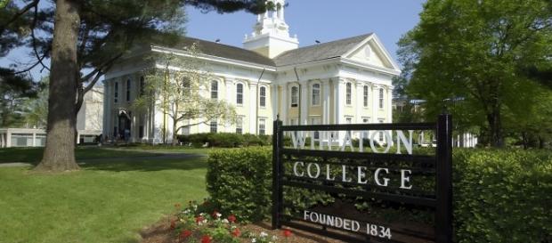Wheaton College w Chicago, IL.